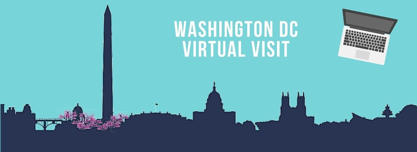 """Featured image for """"Washington DC Virtual Visit Resources and Recordings"""""""